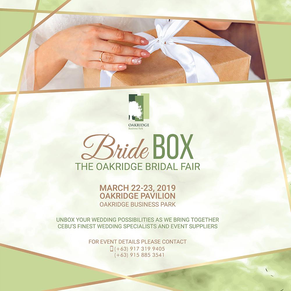 Bridebox: Oakridge Business Park